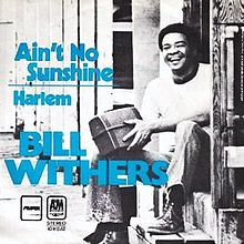 Ain T No Sunshine By Bill Withers Justinguitar Com Ain't no sunshine when she's dmgone and this house just ain't no hfome normal lyrics chords tabs chordpro. ain t no sunshine by bill withers